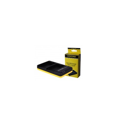 Зарядное устройство Patona Dual для аккумуляторов Nikon EN-EL5