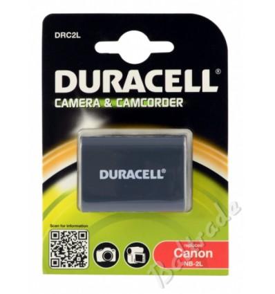 Аккумулятор NB-2L Duracell для Canon