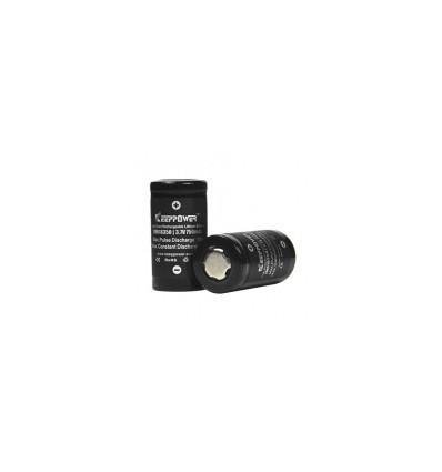 Аккумулятор KEERROWER 18350 3,7V 750 mAh
